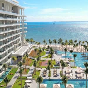 3-Night Oceanview Suite Stay at New Cancun Resort at Travelzoo: for $969 for 2 w/ $300 Resort Credit