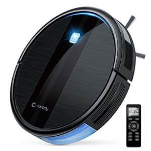 Coredy Robot Vacuum Cleaner, 1700Pa Strong Suction, Super Thin Quiet Robotic Vacuum, Multiple for $180