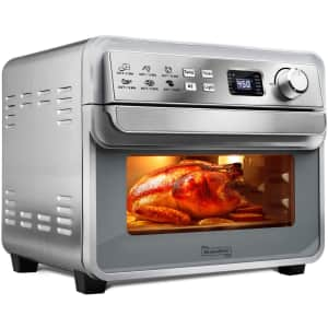 Michelangelo 23-Quart 12-in-1 Air Fryer Toaster Oven for $100