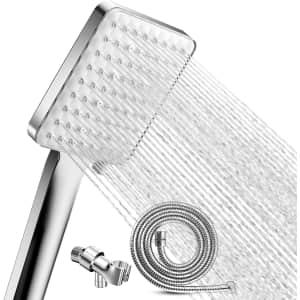 Merece Handheld High Pressure Showerhead for $26