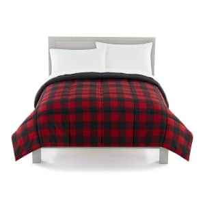 The Big One Down-Alternative Reversible Comforter from $20
