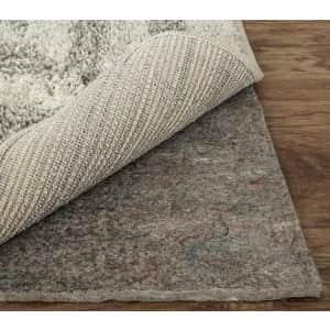 Mohawk Home Felt Rubber All Surface Non-Slip Rug Pad for $20