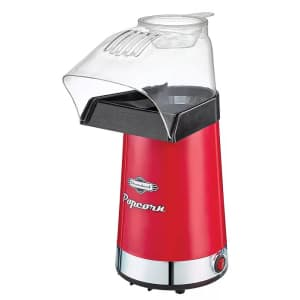 Throwback Hot Air Popcorn Popper for $18