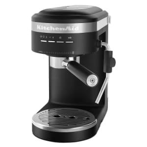 KitchenAid Semi-Automatic Espresso Machine for $360 w/ $70 Kohl's Cash