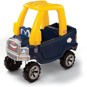 Little Tikes Cozy Truck Ride-On for $69