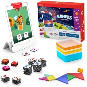 Osmo Genius Starter Kit for iPad for $100