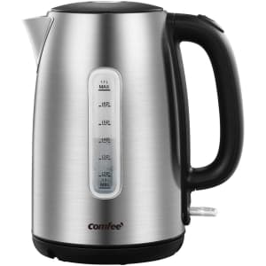 Comfee' 1.7-Liter Electric Kettle for $20