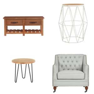 Living Room Furniture at Home Depot: Up to 55% off