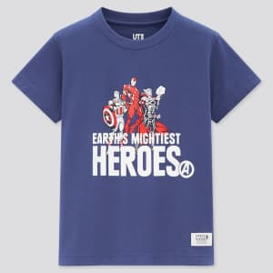 Uniqlo Graphic T-Shirts Sale: from $2