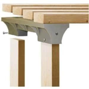 2x4basics Custom Shelving System Shelflinks 6-Pack for $26