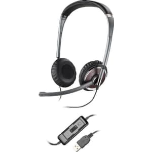 Plantronics Oth Foldable Stereo Dsp USB Pc 82633-01 for $71