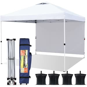 10-Foot Pop-Up Canopy for $99