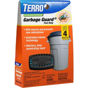 Terro Garbage Guard Outdoor Trash Can Insect Killer for $7
