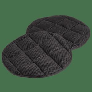 Butt Muffler Bamboo Seat Cushions 2-Pack for $15