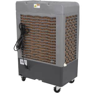 Hessaire 3,100-CFM Evaporative Cooler for $328