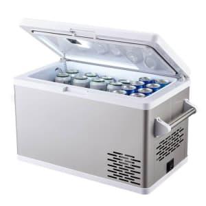 Aspenora 37-Quart Portable Fridge Freezer for $210