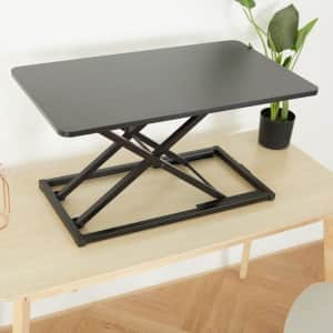 """Elived 31"""" Desk Riser for $80"""