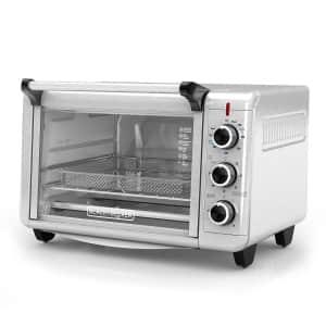 Black + Decker Crisp N' Bake Convection Air Fry Oven for $84
