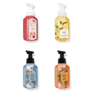 Hand Soap at Bath & Body Works: 4 for $20 or 6 for $27