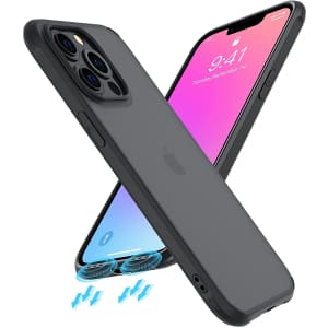 Janmitta Shockproof Case for iPhone 13 Pro Max for $3