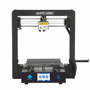 ANYCUBIC MEGA S FDM 3D Printer with Updated Extruder, All Metal Frame, Free Test Filament, DIY for $250