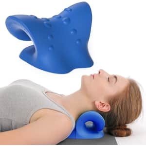Yarkor Cervical Traction Device for $13