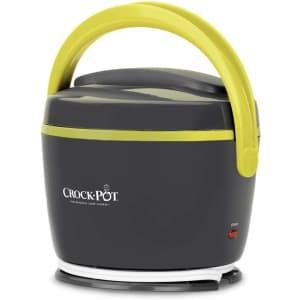Crock-Pot 20-oz. Lunch Crock Food Warmer for $26