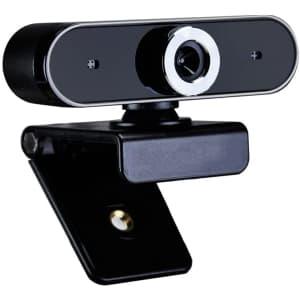Cacagou 12MP Webcam for $15