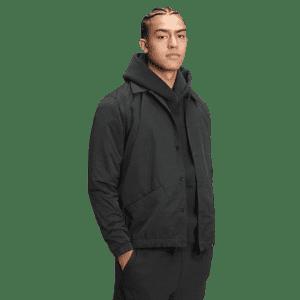 Gap Men's Nylon Coaches Jacket for $31