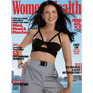 Women's Health Magazine 1-Year Subscription: complimentary