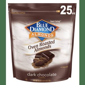 Blue Diamond Almonds at Amazon: up to 31% off + extra 5% off via Sub & Save