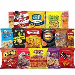 Frito Lay Prime Day Deals at PepsiCo via Amazon: 35% off