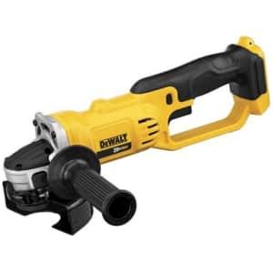 Dewalt DCG412B 20V MAX* Lithium Ion 4-1/2 grinder (Tool Only) for $93