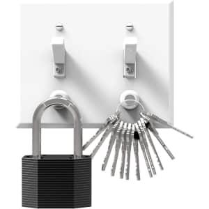 KeySmart KeyCatch Magnetic Key Hanger 6-Pack for $14