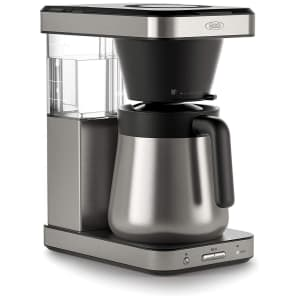 OXO Brew 8-Cup Stainless Steel Coffee Maker for $160