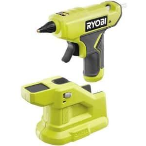 Ryobi 18V ONE+ Lithium-Ion Cordless Glue Gun (No Battery) for $20