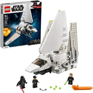 LEGO Star Wars Imperial Shuttle for $60
