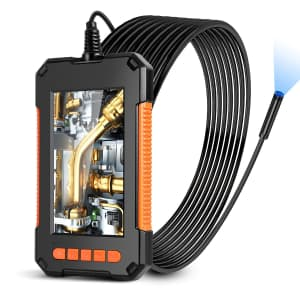 LONQVE Industrial 1080p Endoscope for $30