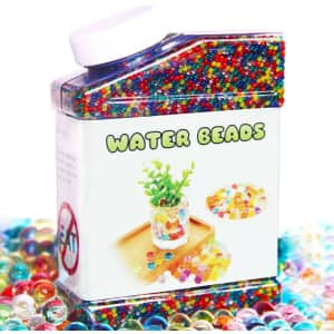 Water Beads 50,000-Count Container for $8