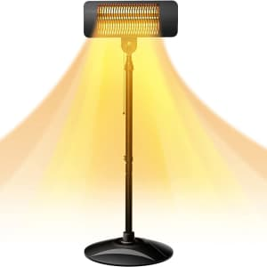 Thermatronics Electric Infrared Indoor/Outdoor Heater for $89
