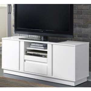 """Home Styles Linear 56"""" TV Stand & Entertainment Credenza for $186"""