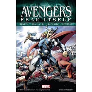 ComiXology Sale: Up to 75% off