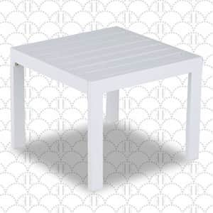 Elle Decor Paloma Outdoor Patio Furniture Collection in Weather-Resistant Metal Frame Patio Side for $174