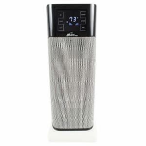 Royal Sovereign 22 Digital Oscillating Ceramic Tower Heater (HCE-220), White for $95