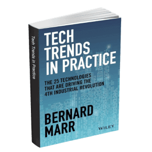 """""""Tech Trends in Practice: The 25 Technologies that are Driving the 4th Industrial Revolution"""" eBook: free"""