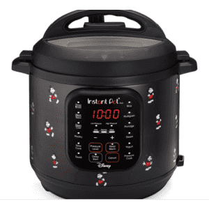 Instant Pot Duo Mickey Mouse Classic 6-Quart 7-in-1 Pressure Cooker for $47