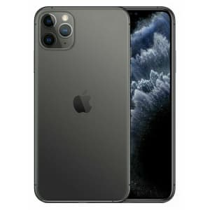 Apple iPhone 11 Pro Max 64GB Smartphone for $599
