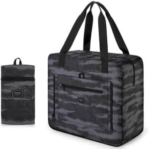 Gonex 30L Packable Tote Bag for $15