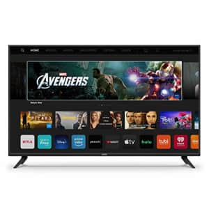 VIZIO 75-Inch V-Series 4K UHD LED HDR Smart TV with Apple AirPlay and Chromecast Built-in, Dolby for $1,288