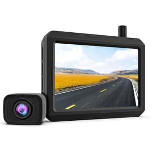 Boscam K7 Pro Wireless Digital Backup Camera for $150